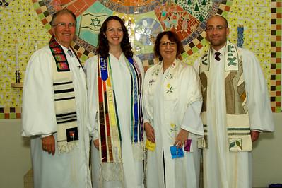 Bet Shalom Confirmation & Consecration Pix