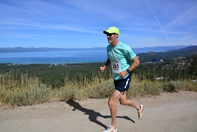 Heavenly Mountain Run