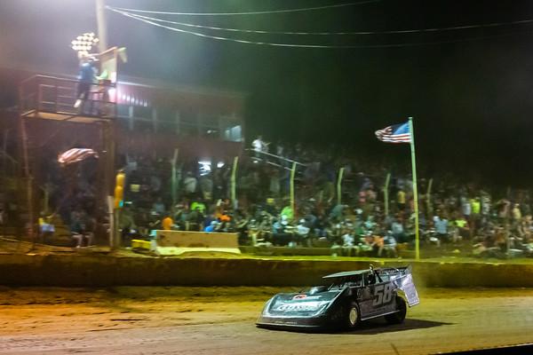 Cherokee Speedway (SC) 6/12