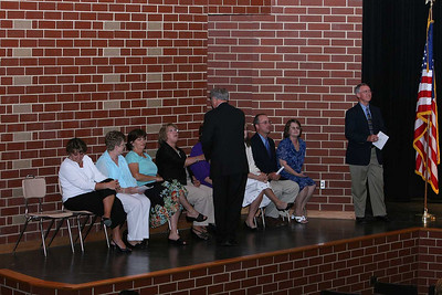 CHS 2007 Academic Awards Assembly