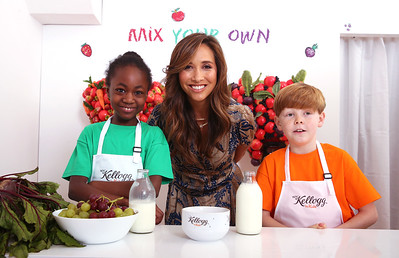 23/1/20 - FIRST CEREAL CAFÉ BY KIDS, FOR KIDS OPENS WITH MYLEENE KLASS