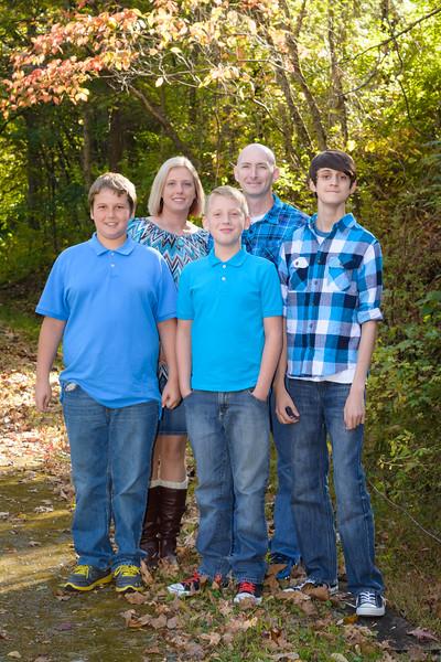 2015-10-17 Hoskins Family