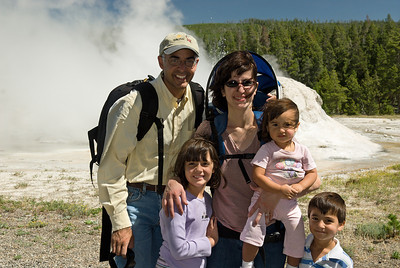 2007 Yellowstone and Grand Teton National Parks