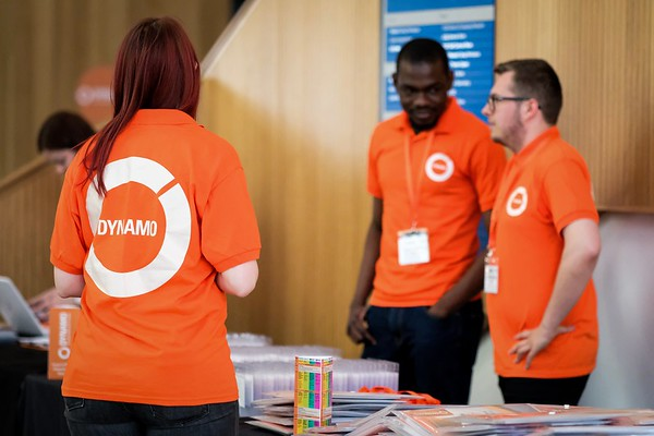 Dynamo 2018 Conference 21/06/18