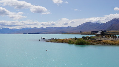 Lake Tekapo & Lake Pukaki