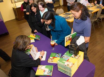 Mai Pham book signing