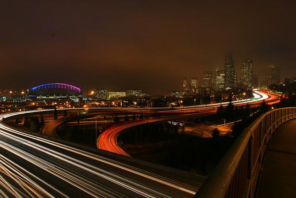Seattle Views and Panoramas