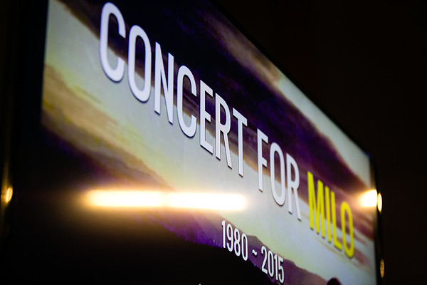 A Concert for Milo