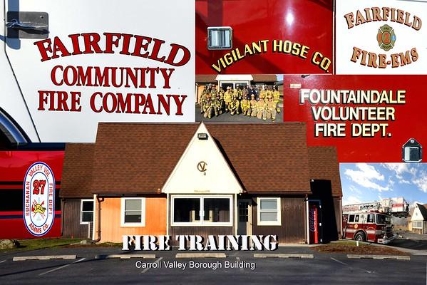 Fire Training CVB