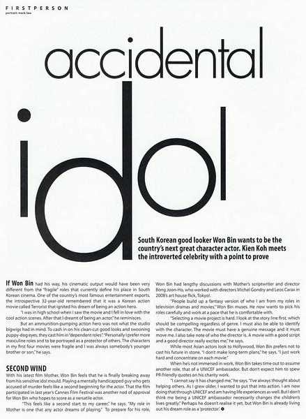 Magazine 2010 (Jan-Aug)