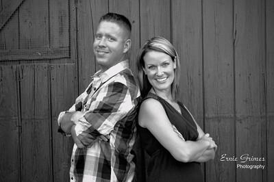 Jennifer & Ryan Engagement Session 8/25/13