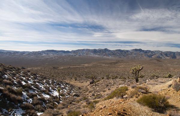Nelson Range HP (Galena), Death Valley 1.5.13