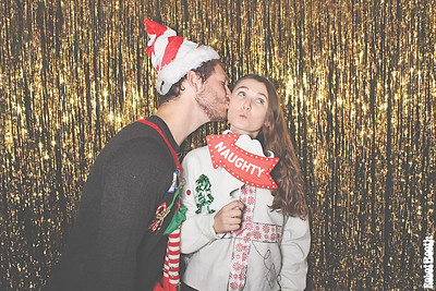 12-14-19 Atlanta Park Tavern Photo Booth - DHG Atlanta Holiday Party - Robot Booth