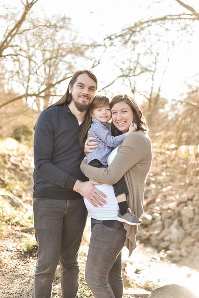 Tunstall Family {Maternity}