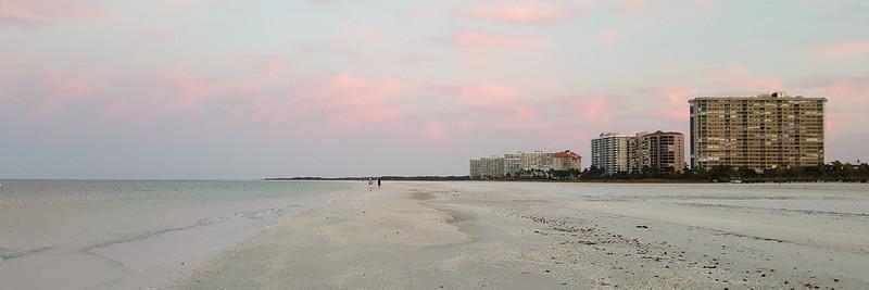 Wed Feb 3 - Sunrise walk on Marco beach