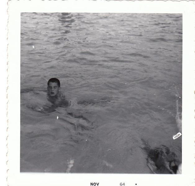 Peter Swimming 1964.jpg