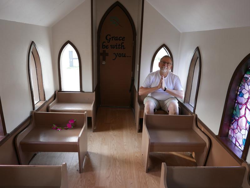 Inside The Little Church