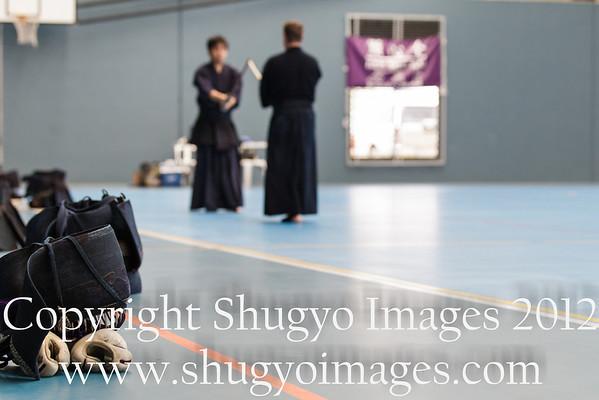 QKR December 2012 kendo seminar