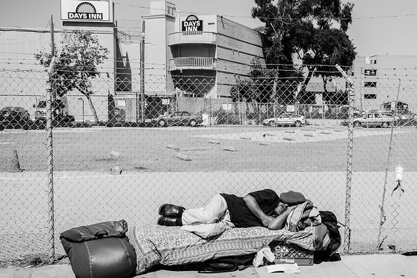 Black & White San Francisco