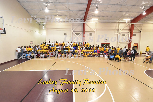 2018 Laskey Family Reunion