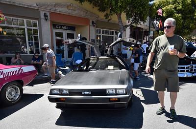 Saratoga Car Show-7/17/16