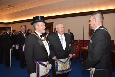 DDGM John E. Kelley Official Visit to Mt. Horeb Lodge