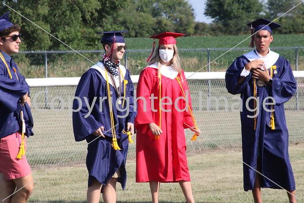 2020 Britton Deerfield Graduation