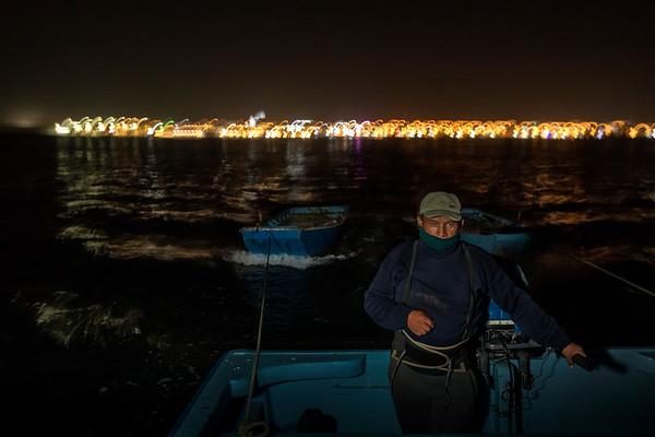 Peruvian fishermen
