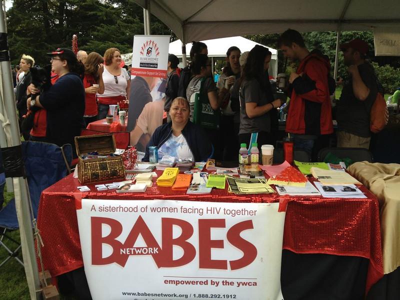 Camilla at the Seattle AIDS Walk 2012.jpg