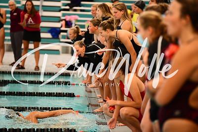 Ankeny Hawkettes Swim & Dive vs. Ottumwa 09072021