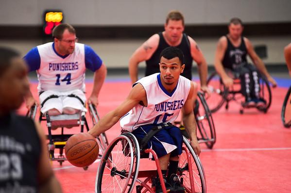 2015 Texas International Shootout - Wheelchair Basketball Tournament