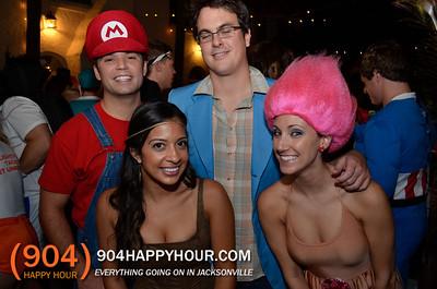 Jacksonville Scene Halloween Party 10.31.13
