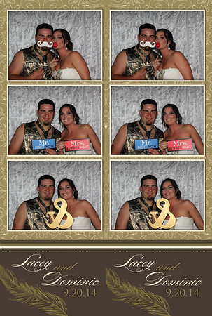2014-09-20 Lacey & Dominic's Wedding