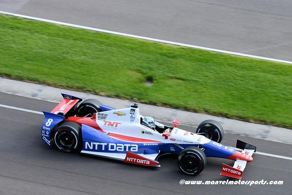 Indianapolis Motor Speedway, 17 May 2014