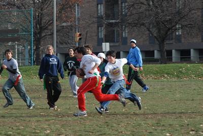 GOYA Turkey Bowl - November 25, 2007