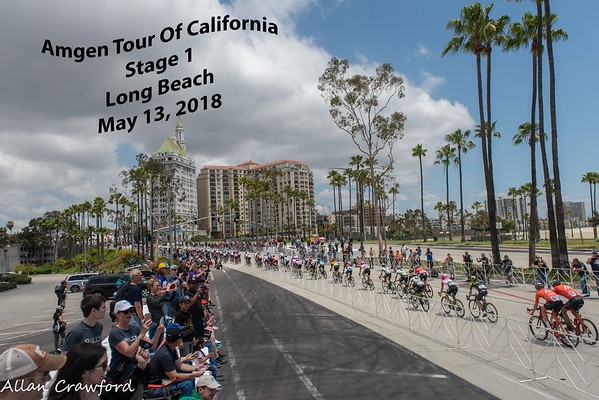 Amgen Tour of California Long Beach 2018