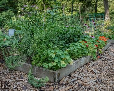 Lost Corner Preserve Community Garden