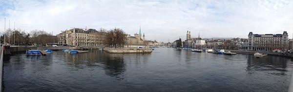 Zurich Quaibrücke