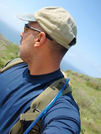 Crystal Cove Hike 3/9/09