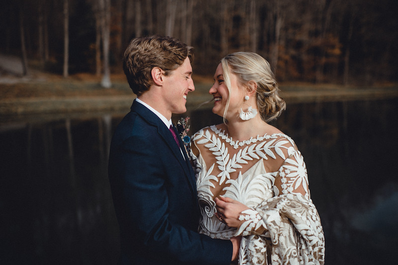Requiem Images - Luxury Boho Winter Mountain Intimate Wedding - Seven Springs - Laurel Highlands - Blake Holly -631.jpg
