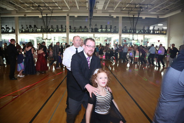 Nampa Recreation Center Father Daughter Dance 2017