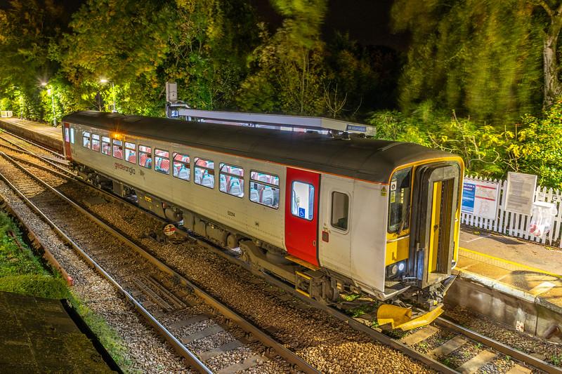 Class 153, Brundall