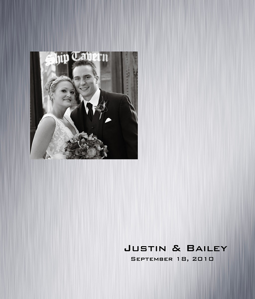 Justin and Bailey