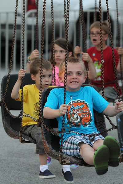 PHOTOS: Springfield Township Rotary Club hosts carnival