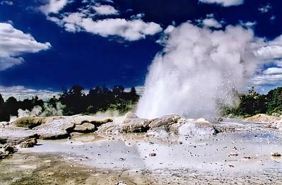 US National Parks July 2002