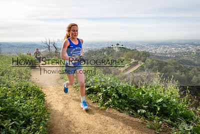 Griffith Park 50k/Marathon/Some Half Mar