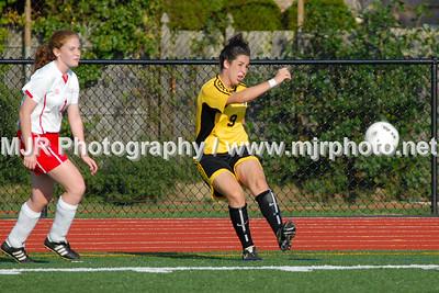St. Johns vs. St Anthonys Girls Varsity Soccer (9-22-06)