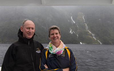 2016_03_20 - Day 12 Doubtful Sound and Te Anau Cave