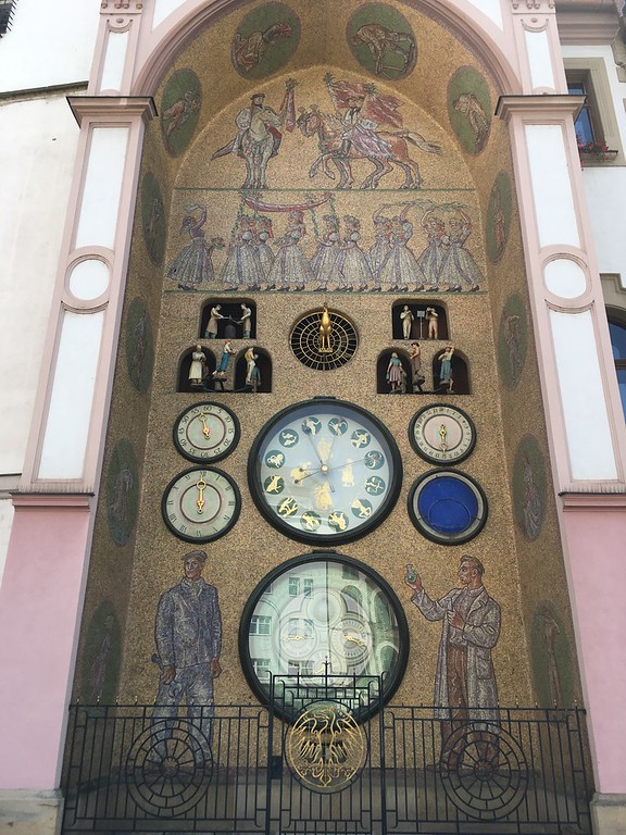 20 Things to do in Olomouc Czech Republic - Astronomical Clock
