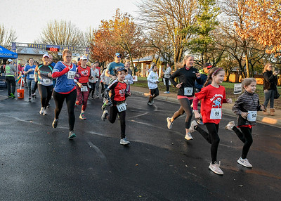 2019 Hot Chocolate 5K Run
